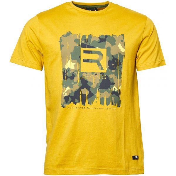 gul t-shirt